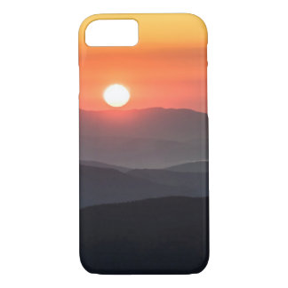 Tennant Mt, Graveyard Fields area, sunrise iPhone 8/7 Case