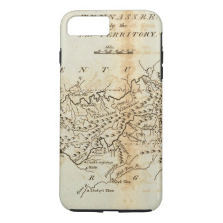 Tennassee lately the Southwestern Territory iPhone 7 Plus Case