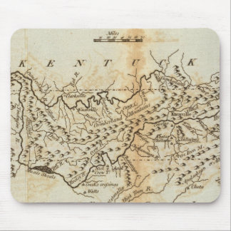 Tennassee lately the Southwestern Territory Mouse Pad