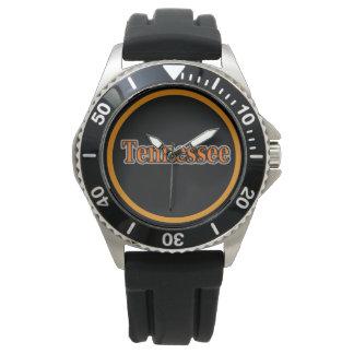 Tennesee Black & Orange Watch