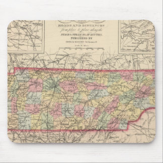 Tennessee 3 mouse mat