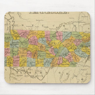 Tennessee 3 mouse pad