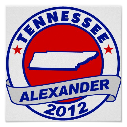 Tennessee Alexander Posters