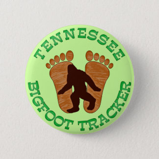 Tennessee Bigfoot Tracker 6 Cm Round Badge