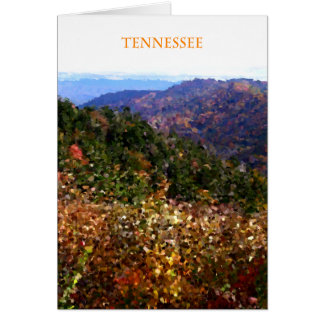 Tennessee Card