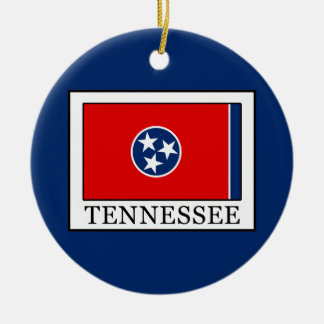 Tennessee Christmas Ornament