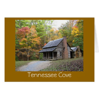 Tennessee Cove Card