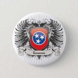 Tennessee Crest 6 Cm Round Badge