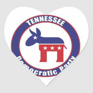 Tennessee Democratic Party Stickers