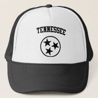 Tennessee Emblem Trucker Hat