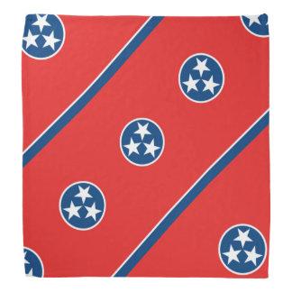 Tennessee flag bandana
