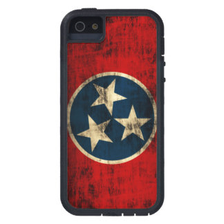 Tennessee Flag Grunge iPhone 5 Cover