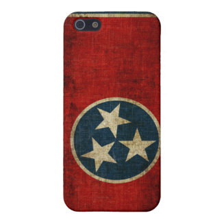 Tennessee Flag iPhone 5/5S Cover