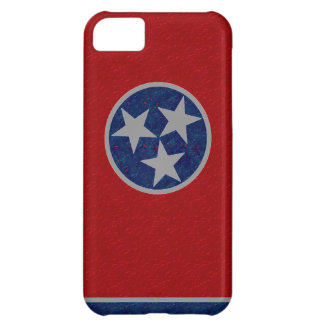 Tennessee Flag iPhone 5C Case
