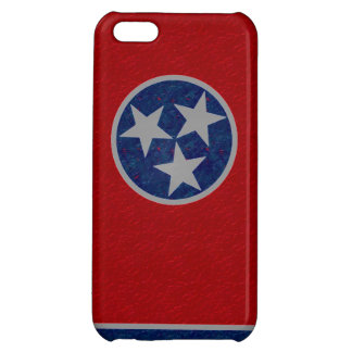 Tennessee Flag iPhone 5C Cases