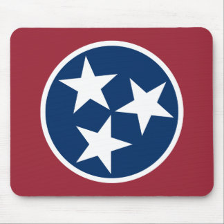 Tennessee Flag Mouse Mat