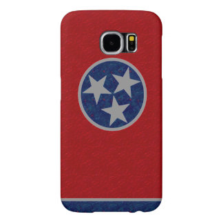 Tennessee Flag Samsung Galaxy S6 Cases