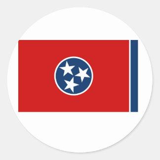 Tennessee Flag Sticker