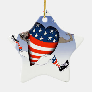 tennessee football champs, tony fernandes christmas ornament