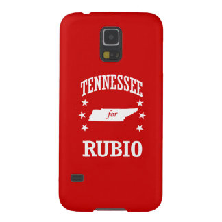 TENNESSEE FOR RUBIO GALAXY S5 COVER