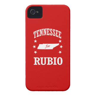 TENNESSEE FOR RUBIO iPhone 4 CASE