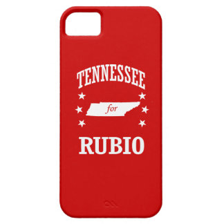 TENNESSEE FOR RUBIO iPhone 5 CASES