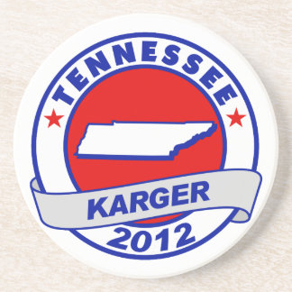 Tennessee Fred Karger Coasters