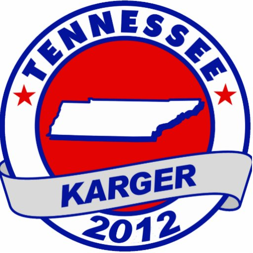 Tennessee Fred Karger Photo Cutout