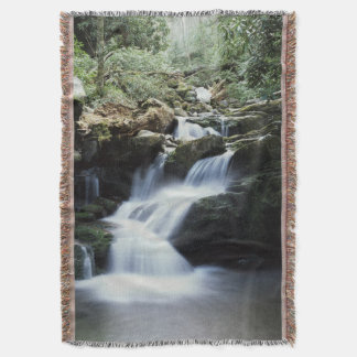 Tennessee, Great Smoky Mountains National Park 3 Throw Blanket