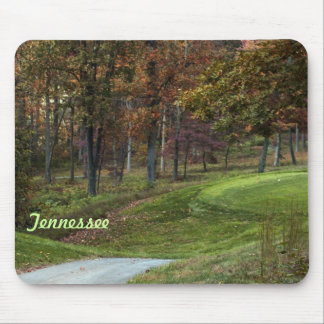 Tennessee in the Fall Mousepad