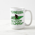 Tennessee Is Bigfoot Country Mugs