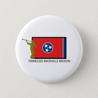 TENNESSEE KNOXVILLE MISSION LDS CTR 6 CM ROUND BADGE