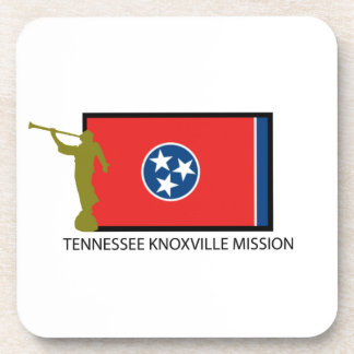 TENNESSEE KNOXVILLE MISSION LDS CTR DRINK COASTERS