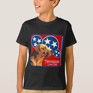 Tennessee Labrador T-Shirt