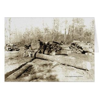 Tennessee Lumberjacks Card