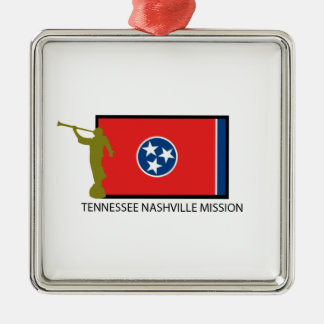 TENNESSEE NASHVILLE MISSION LDS CTR CHRISTMAS ORNAMENT