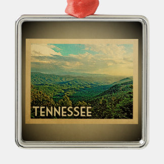 Tennessee Ornament Vintage Travel