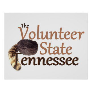 TENNESSEE POSTER