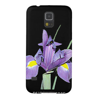 Tennessee Purple Iris Galaxy Nexus Cover