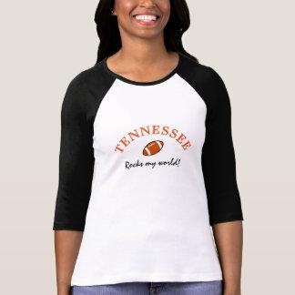 Tennessee Rocks Football T-Shirt
