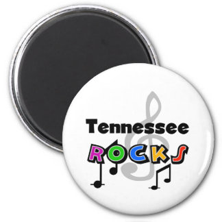 Tennessee Rocks Magnet