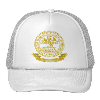 Tennessee Seal Mesh Hats