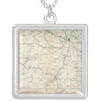Tennessee Silver Plated Necklace