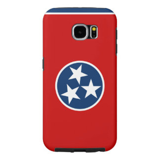 Tennessee State Flag Samsung Galaxy S6 Cases