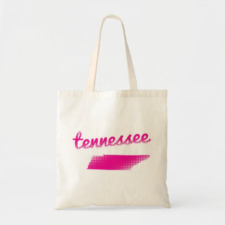 Tennessee state in pink