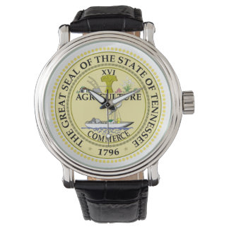 Tennessee state seal america republic symbol flag watch