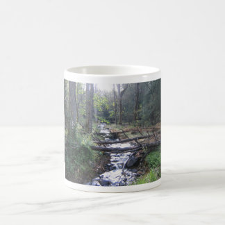 Tennessee stream basic white mug