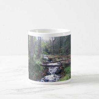 Tennessee stream basic white mug