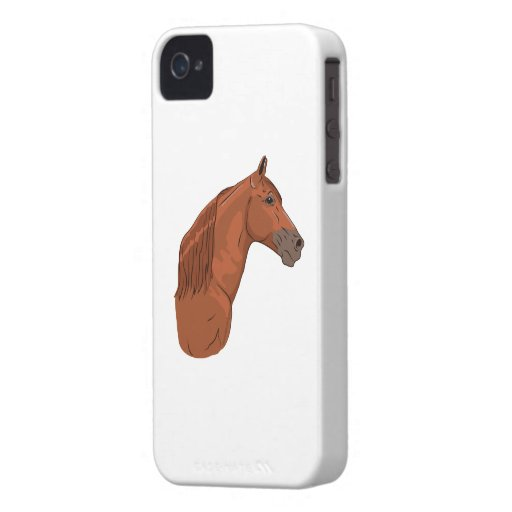 Tennessee Walking Horse 1 iPhone 4 Cases