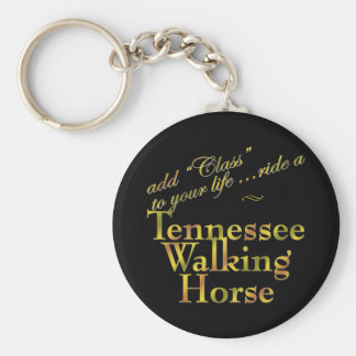 Tennessee Walking Horse - Add Class Keychain